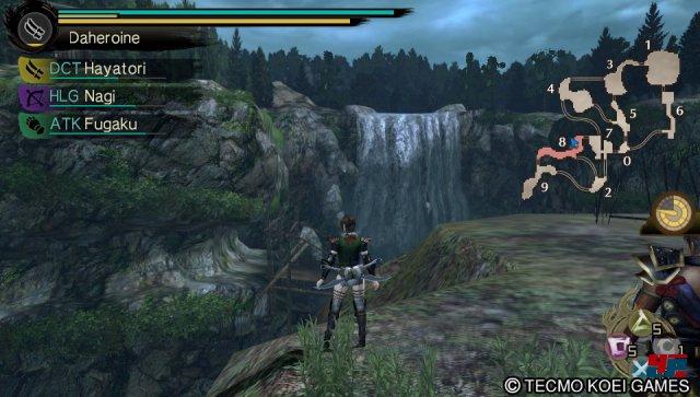 Toukiden sieht seinem Vorbild Monster Hunter in jeder Minute spielerisch frappierend ähnlich.