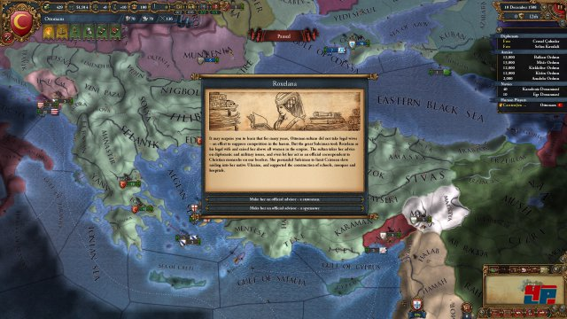 Screenshot - Europa Universalis 4 (PC)