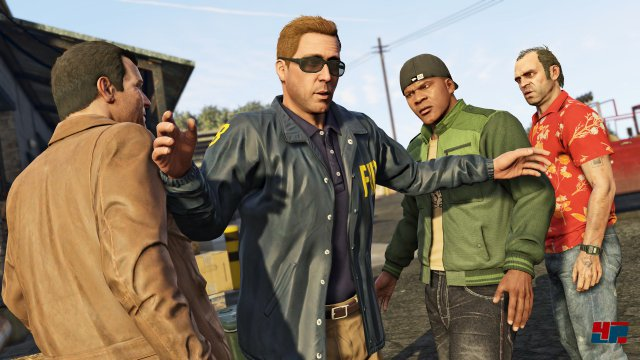 Screenshot - Grand Theft Auto 5 (PlayStation4) 92495173