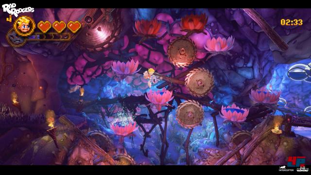Screenshot - Rad Rodgers (Linux)