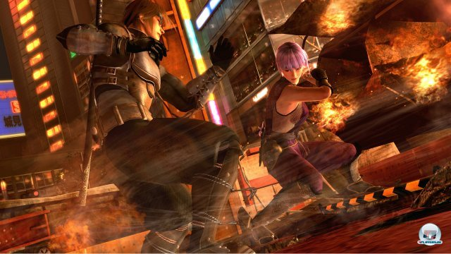 Screenshot - Dead or Alive 5 (360) 2356162