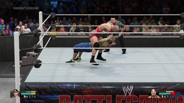 Screenshot - WWE 2K15 (PC) 92504213