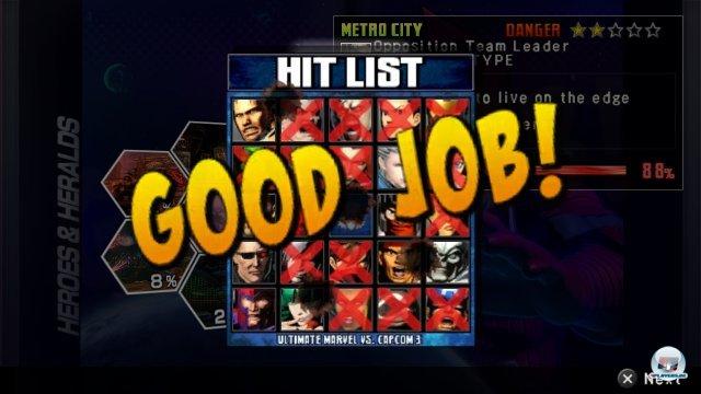Screenshot - Ultimate Marvel vs. Capcom 3 (PS_Vita) 2317032