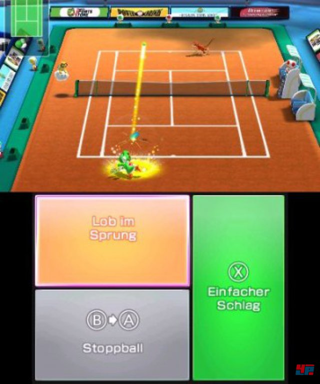 Screenshot - Mario Sports Superstars (3DS) 92542196