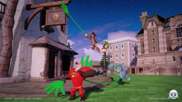 Screenshot - Disney Infinity (360) 92438277