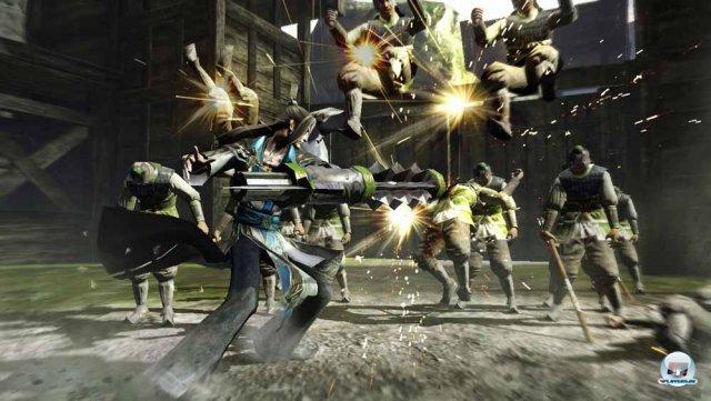 Screenshot - Dynasty Warriors 8 (PlayStation3) 92433477