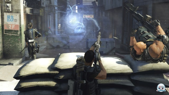 Screenshot - Binary Domain (PlayStation3) 2230877