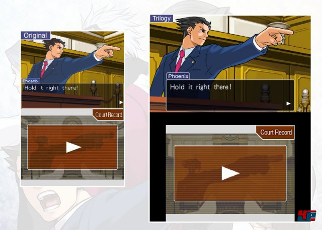 Screenshot - Phoenix Wright: Ace Attorney Trilogy (3DS) 92492032