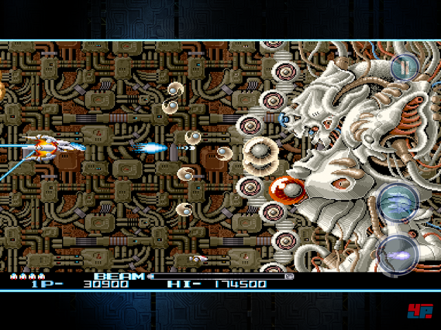 Screenshot - R-Type II (Android)