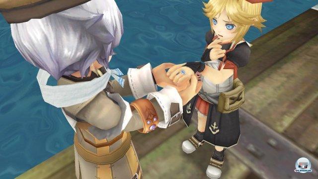 Grafisch sieht man dem Titel seine Wii-Herkunft deutlich an.