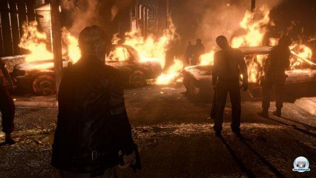 Screenshot - Resident Evil 6 (360) 92415727