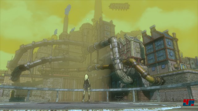 Screenshot - Gravity Rush (PlayStation4) 92513428