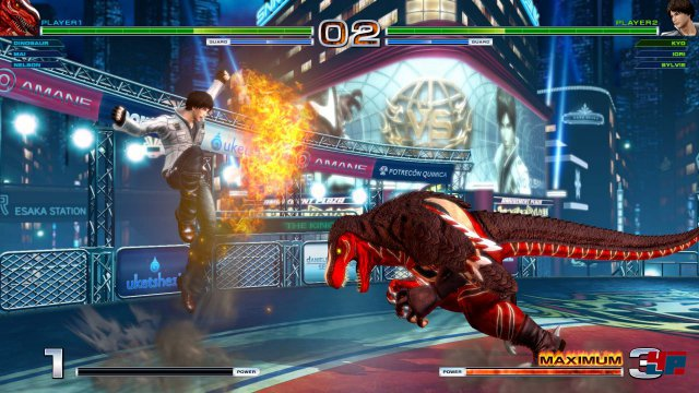 Screenshot - The King of Fighters 14 (PS4) 92532404