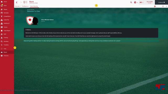 Screenshot - Football Manager 2017 (PC)