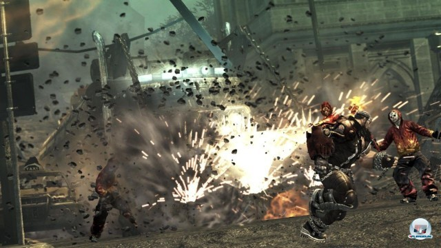 Screenshot - Anarchy Reigns (360) 2224494