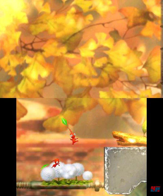 Screenshot - Hey! Pikmin (3DS) 92550144