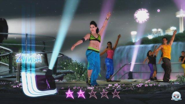 Screenshot - Zumba Fitness: Core (360)