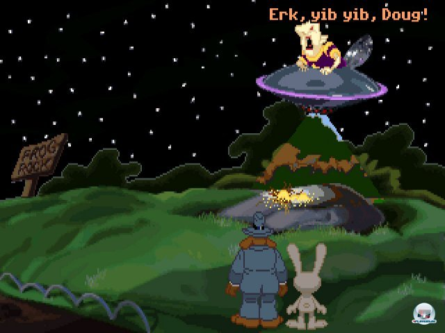 Screenshot - Sam & Max Hit the Road (PC) 92431812