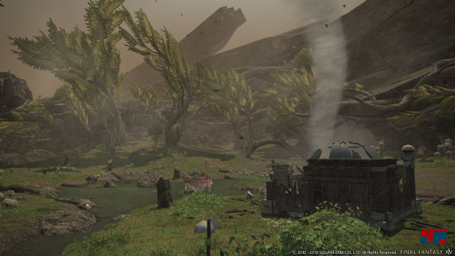 Screenshot - Final Fantasy 14 Online: Stormblood (PC)
