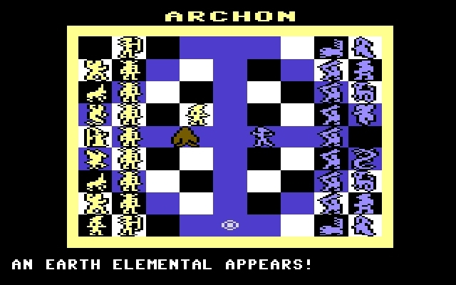 <b>Archon: The Light and the Dark</b> (1983)<br> Entwickler: Free Fall Associates<br> Publisher: Electronic Arts 1748408