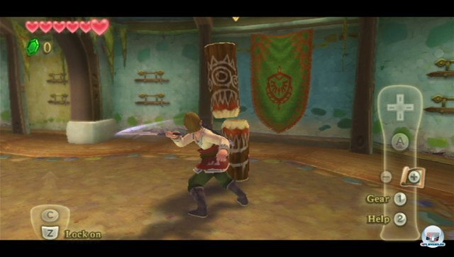 Screenshot - The Legend of Zelda: Skyward Sword (Wii) 2270997