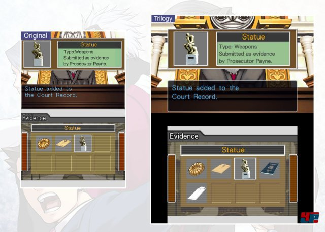 Screenshot - Phoenix Wright: Ace Attorney Trilogy (3DS) 92492025