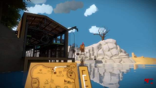 Screenshot - The Witness (PlayStation4) 92519235