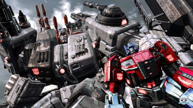 Screenshot - TransFormers: Untergang von Cybertron (360) 2364567