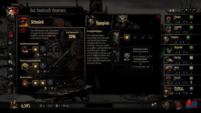 Screenshot - Darkest Dungeon (PC) 92518912