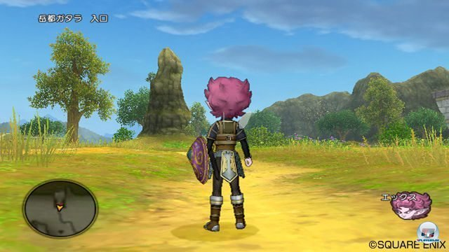 Screenshot - Dragon Quest X Online (Wii) 2280347
