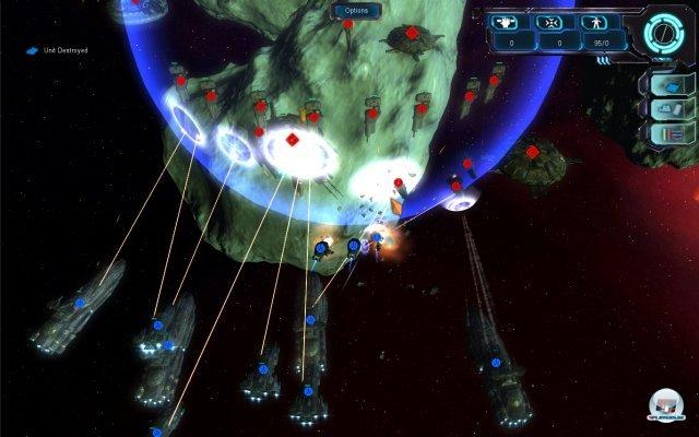 Screenshot - Gemini Wars (PC)