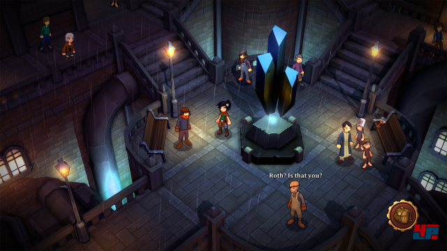 Screenshot - Trulon: The Shadow Engine (PC)
