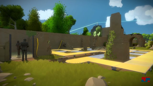 Screenshot - The Witness (PlayStation4) 92519245