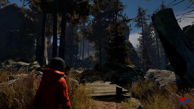 Screenshot - Through the Woods (PC)