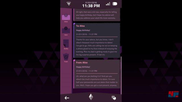 Screenshot - A Normal Lost Phone (PC)