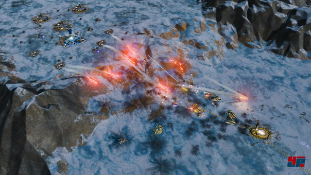 Screenshot - Ashes of the Singularity (PC)