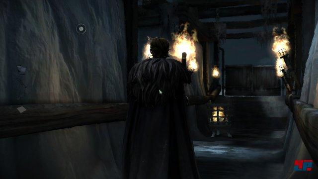 Screenshot - Game of Thrones - Episode 3: The Sword in the Darkness (iPad) 92502871