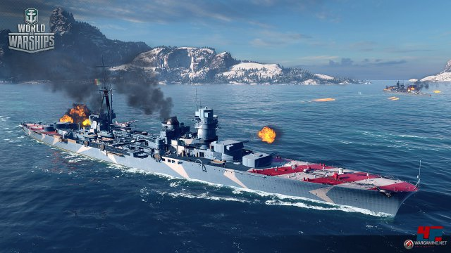 Screenshot - World of Warships (PC)
