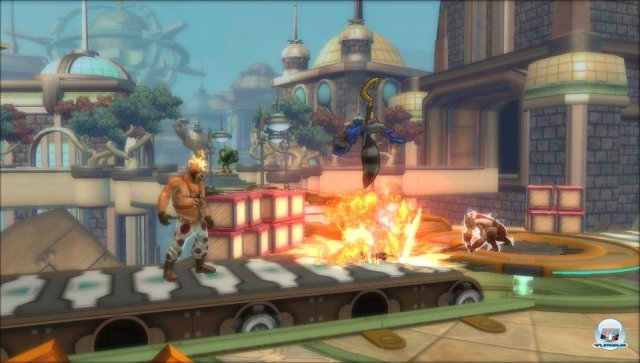 Screenshot - PlayStation All-Stars: Battle Royale (PS_Vita) 2365152
