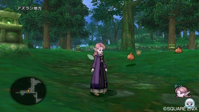 Screenshot - Dragon Quest X Online (Wii) 2372252