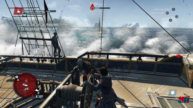 Trotzdem sieht das Spiel heute noch gut aus. Raucheffekte werten das sogar Remaster auf.