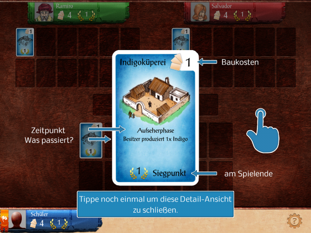 Screenshot - San Juan (iPad)