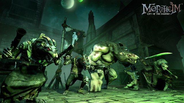 Mordheim ist eine vom Chaos zerfressene, verfallende Welt voller Fallen und Gefahren.