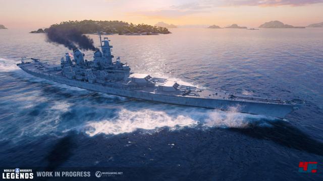 Screenshot - World of Warships (PS4) 92572412