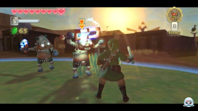 Screenshot - The Legend of Zelda: Skyward Sword (Wii) 2284202