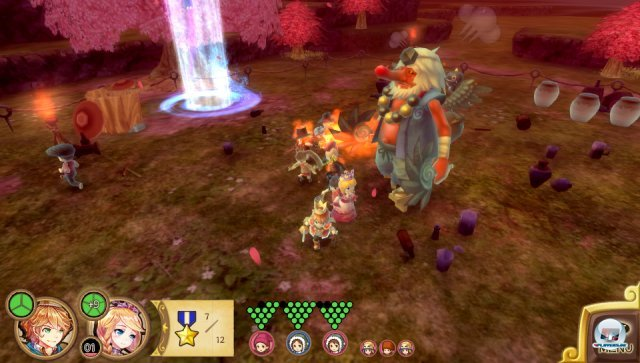 Screenshot - New Little King's Story  (PS_Vita)