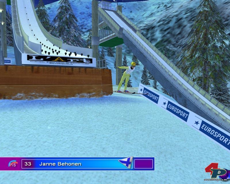 skispringen spiel pc