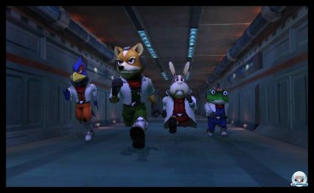 Screenshot - Star Fox 64 3D (3DS)