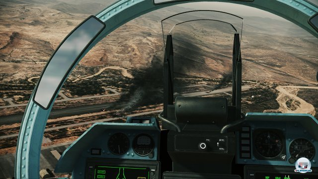 Screenshot - Ace Combat: Assault Horizon (360) 2260187