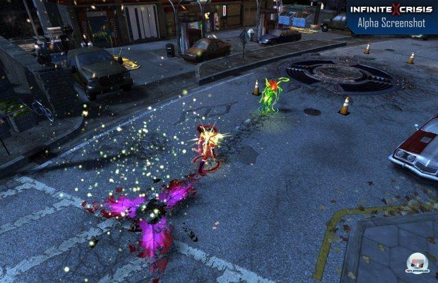 Screenshot - Infinite Crisis (PC) 92457870
